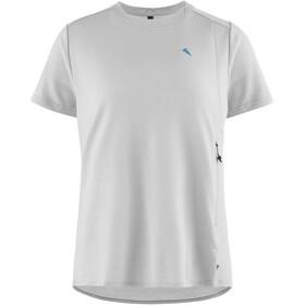 Klättermusen Vee Naiset Lyhythihainen paita , valkoinen